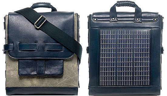 Logan Solar Bag