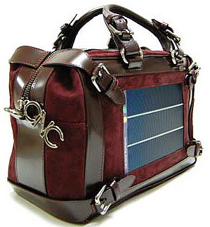 Costume National Solar Bag