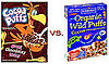 Cereal Wars: Mainstream Vs. Healthy Version