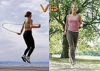 Jumping Rope vs. Jogging