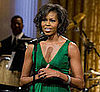 How Michelle Obama Gets Her Toned Arms