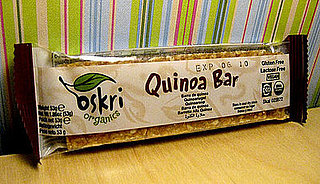 Food Review: Oskri Organics Quinoa Bar