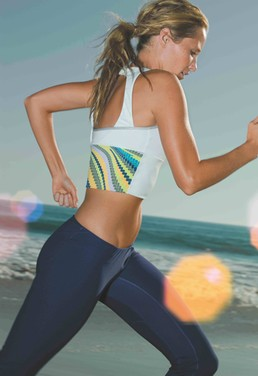 Fitness Fashion Flash: Roxy Making Workout Gear