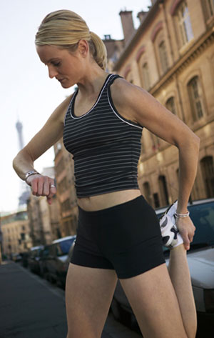 Running Tip: Progress by Minutes, Not Miles