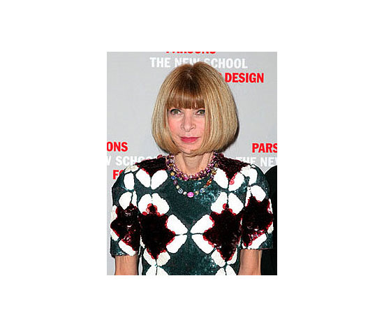 Anna Wintour, Obesity, and Anorexia