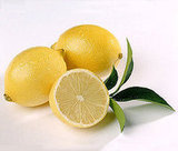 Lemon Juice in Hot Water