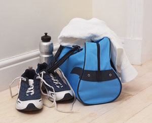 Fit Tip: Keep Workout Gear With You, Just in Case