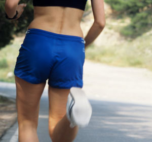 Want to Run or Bike Faster? Race Yourself