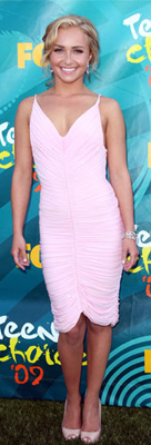 Teen Choice Awards Style: Hayden Panettiere