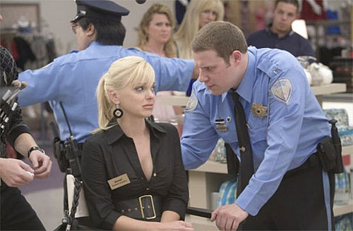 Trailer For Observe and Report, Seth Rogen, Anna Faris