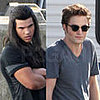 Twilight Battle of Hotness  Taylor Lautner vs. Robert Pattinson? 
