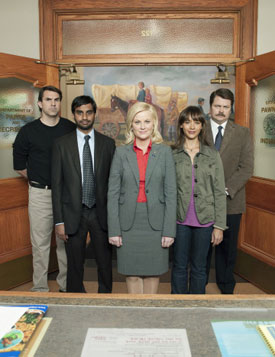 Review of Parks and Recreation on NBC