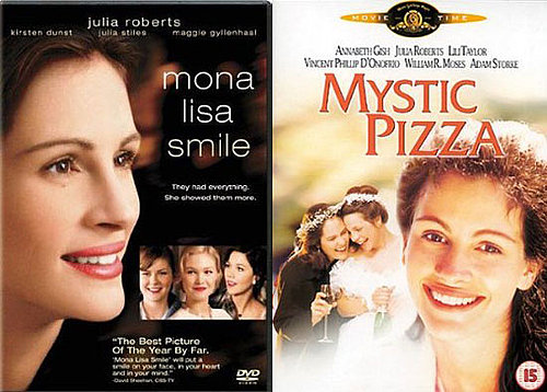 Lifetime Developing TV Series Versions of Julia Roberts Movies Mystic Pizza and Mona Lisa Smile