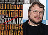 Del Toro Promotes His Vampire Books; Kinda Disses Twilight