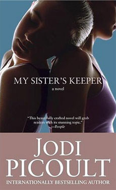 Buzz Book Club: My Sister's Keeper, Section One
