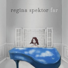 "Listen Up: New From Regina Spektor, ""Laughing With"""