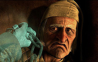 New Trailer For Disney's A Christmas Carol in 3-D Starring Jim Carrey