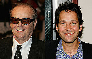 Jack Nicholson to Play Paul Rudd's Dad in Rom-Com