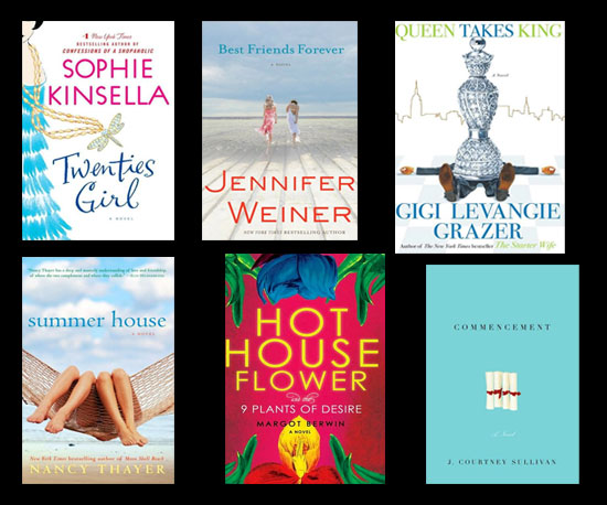Summer Reading: 12 New Books to Check Out