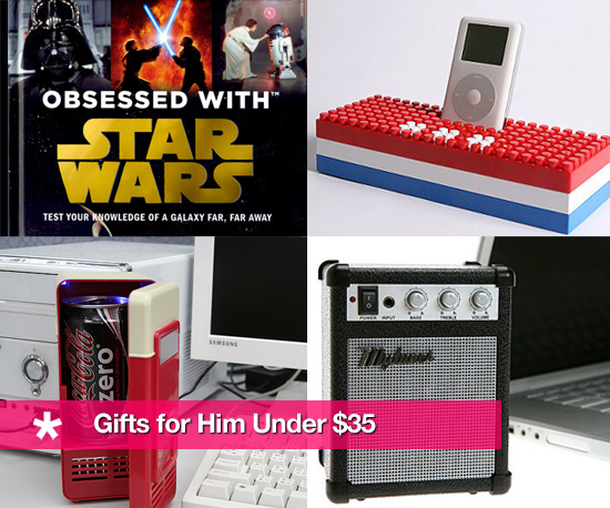 Valentine's Day Gifts For Him Under $35