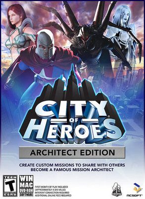 Checking Out City of Heroes