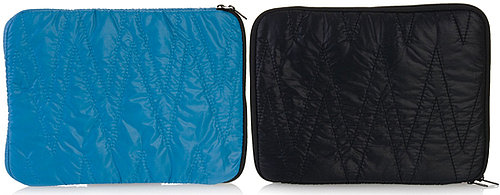 Henrik Vibskov Quilted Laptop Sleeves Are Available in Black and Blue