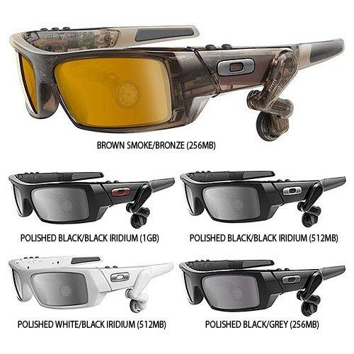 Oakley MP3 Player Sunglasses