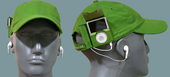 The iPod Sports Cap