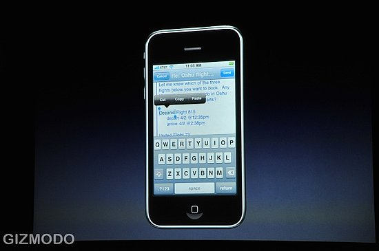iPhone 3.0 OS Revealed!