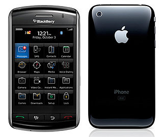 BlackBerry Storm 2 and Third Generation iPhone Both Expected This Year