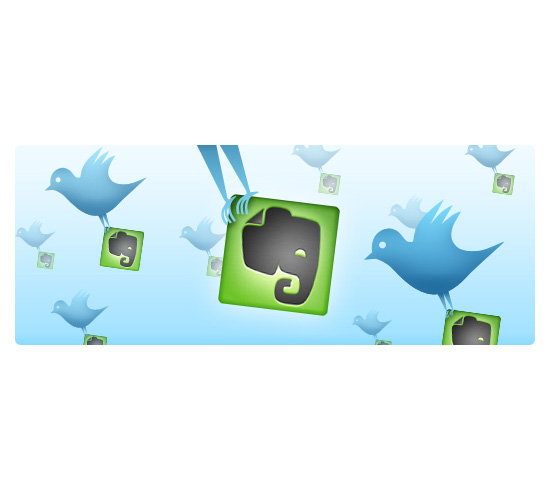 Evernote For Twitter