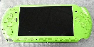 Daily Tech: Is a Lime Green PSP-3000 in the Making?