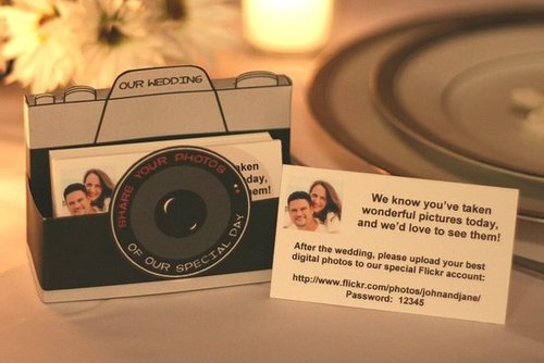 Have Wedding Guests Upload Photos They Take at Your Wedding and Reception to Photo-Sharing Sites