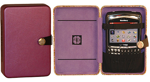 Wrap Your Beloved BlackBerry in Fabulosity With This Case