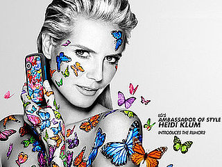 Daily Tech: Heidi Klum Is the New Face of LG's Rumor2