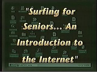 Surfing For Seniors Teaches Elderly People How to Use the Internet