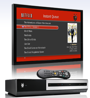 Buy a Tivo Get Six Months Free of Netflix