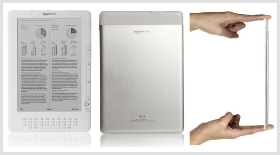 The Kindle DX Debuts
