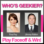Play Our New Who's Geekier Faceoff Game