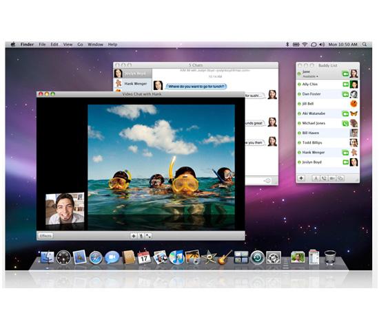 Video iChat