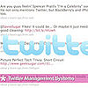 Twitter Management Systems: Guide to the Tweet Life