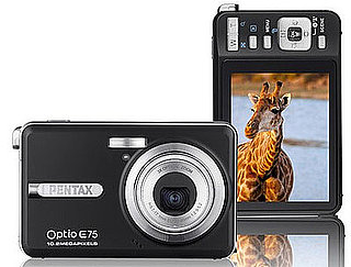 Daily Tech: Pentax's $160 10.2 Megapixel Waterproof Camera