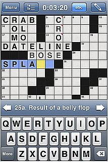 The New York Times Crossword Puzzle iPhone App Comes to the iTunes App Store