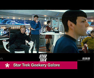 Star Trek Geekery Galore