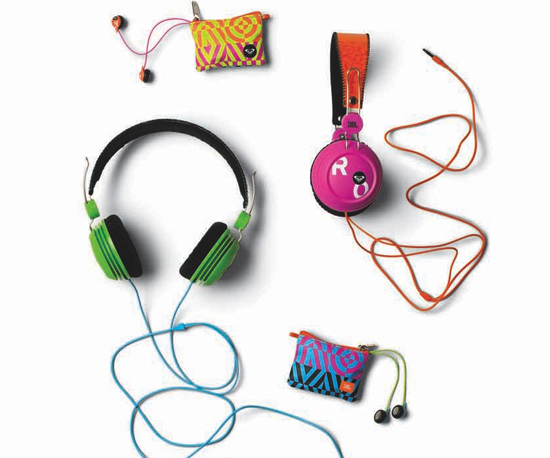 Summer-Ready Earphones and Earbuds