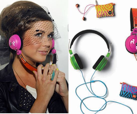 Roxy's New Lineup of Stylish Earphones and Headphones