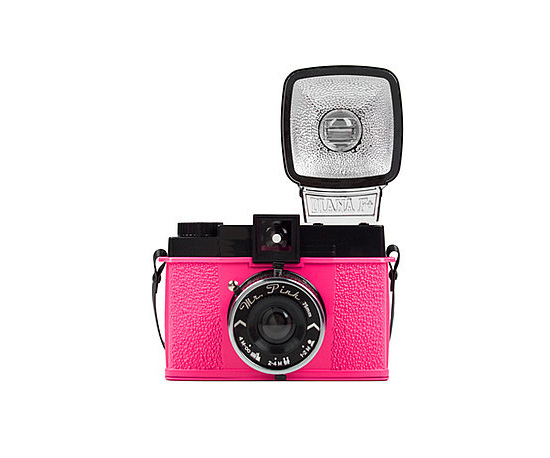 The Pink Lomo