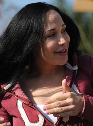 Nadya Suleman Gets Caught Driving While Talking On Her Cell Phone
