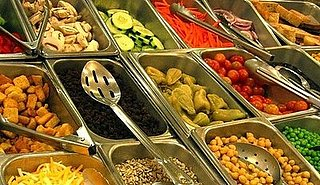 Let's Dish: What Are Your Salad Bar Fixings?
