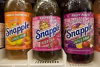 New Snapple Design